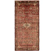 Link to 165cm x 340cm Hossainabad Persian Runner Rug