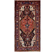 Link to 5' 7 x 11' Nahavand Persian Runner Rug