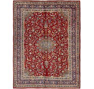 Link to 9' 4 x 12' 6 Mashad Persian Rug