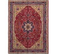 Link to 257cm x 343cm Tabriz Persian Rug