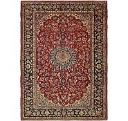 Link to 8' 8 x 11' 10 Isfahan Persian Rug
