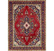 Link to 9' 2 x 12' 5 Tabriz Persian Rug
