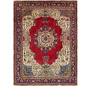 Link to 10' x 13' 6 Tabriz Persian Rug