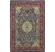 Link to 8' x 12' Kashmar Persian Rug