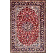 Link to 8' 10 x 13' Isfahan Persian Rug