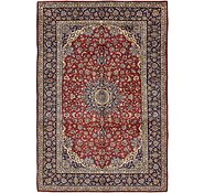 Link to 8' 8 x 12' 8 Isfahan Persian Rug