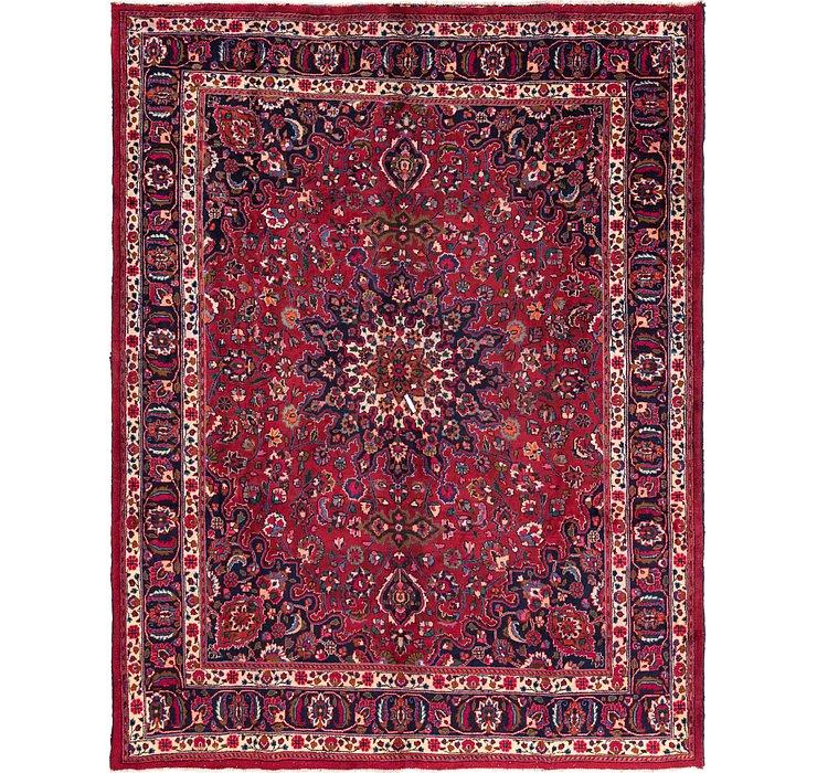 10' 3 x 13' Mashad Persian Rug