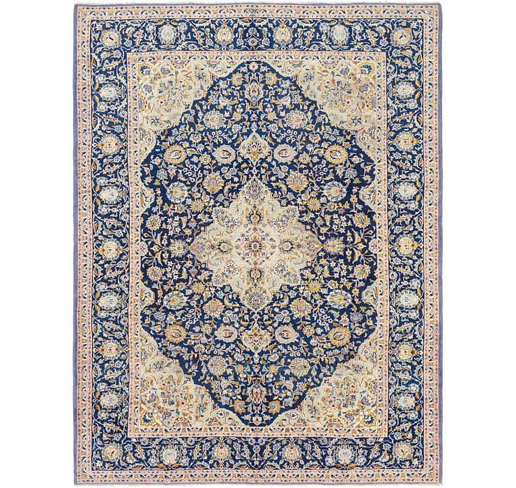 9' 9 x 12' 9 Isfahan Persian Rug