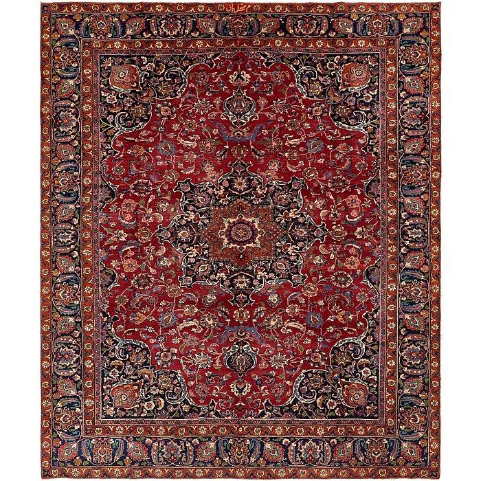 9' 6 x 11' 3 Mashad Persian Rug