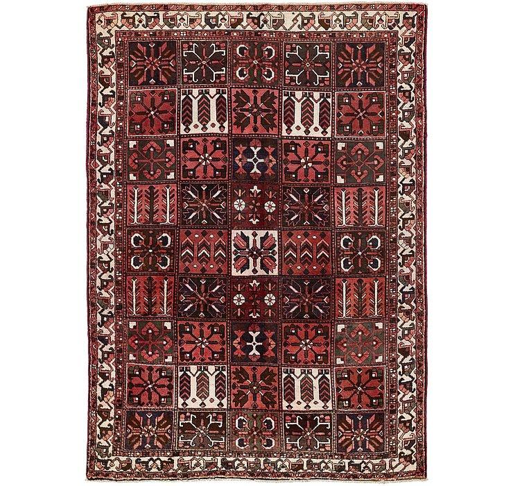 213cm x 307cm Bakhtiar Persian Rug
