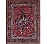 Link to 9' 10 x 13' Mashad Persian Rug