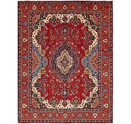 Link to 9' 10 x 12' 10 Tabriz Persian Rug