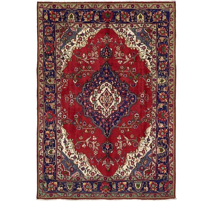 7' 10 x 11' 3 Tabriz Persian Rug