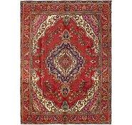 Link to 8' x 11' 5 Tabriz Persian Rug