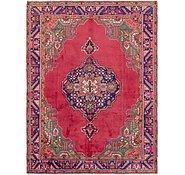 Link to 9' 5 x 12' 9 Tabriz Persian Rug