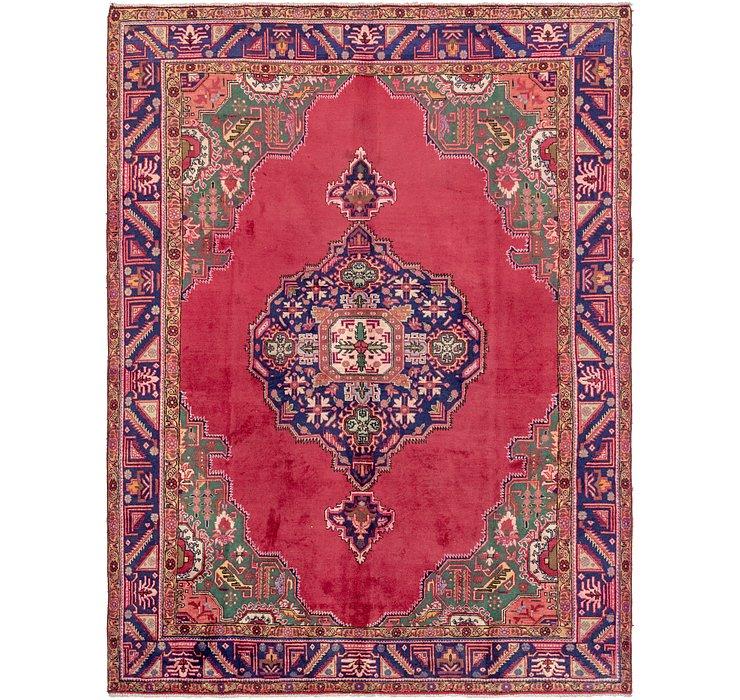 9' 5 x 12' 9 Tabriz Persian Rug
