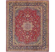 Link to 9' 6 x 11' 8 Isfahan Persian Rug