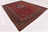 Link to 9' 10 x 13' 3 Tabriz Persian Rug