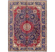Link to 275cm x 355cm Tabriz Persian Rug