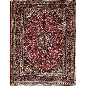 Unique Loom 10' x 12' 10 Mashad Persian Rug