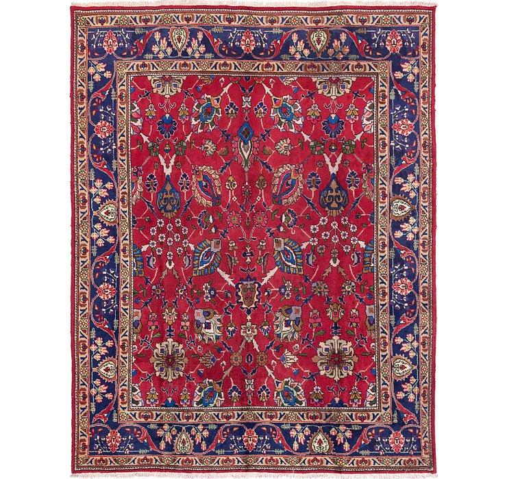 8' x 10' 7 Tabriz Persian Rug