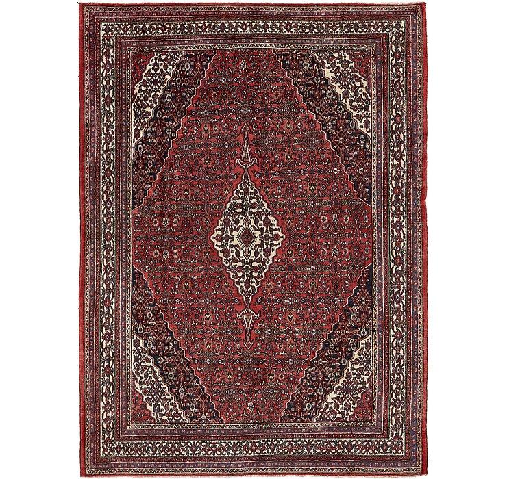 9' x 12' 3 Hossainabad Persian Rug