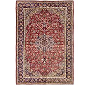 Link to 8' 10 x 12' 10 Isfahan Persian Rug