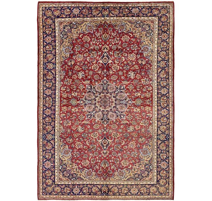 8' 10 x 12' 10 Isfahan Persian Rug