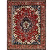 Link to 10' 9 x 13' 5 Tabriz Persian Rug