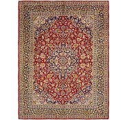 Link to 9' 5 x 12' 7 Isfahan Persian Rug