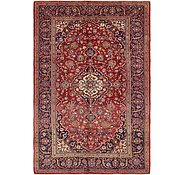 Link to 7' 10 x 11' 8 Kashan Persian Rug