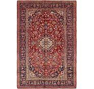 Link to 7' 10 x 11' 8 Kashan Persian Rug