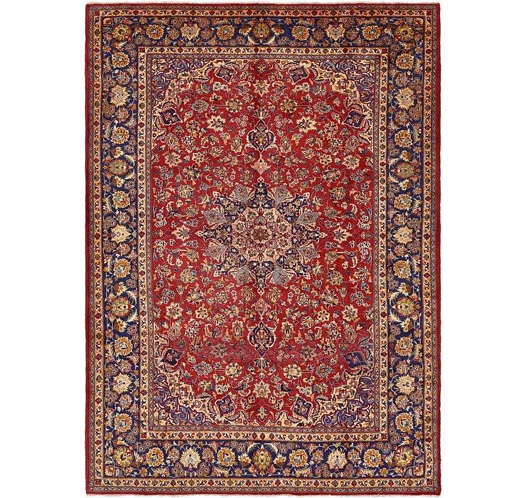 9' 8 x 13' 8 Isfahan Persian Rug