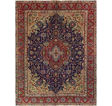 290x376 Tabriz Rug