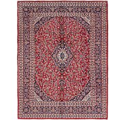 Link to 9' 8 x 13' 10 Mashad Persian Rug
