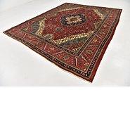 Link to 9' 7 x 12' Tabriz Persian Rug