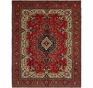 Link to 10' 5 x 13' 2 Tabriz Persian Rug