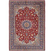 Link to 8' 6 x 12' Isfahan Persian Rug