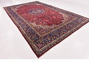 Link to 9' 10 x 16' Mashad Persian Rug