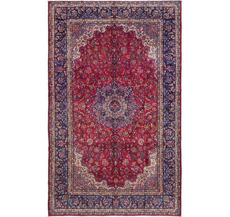 9' 10 x 16' Mashad Persian Rug