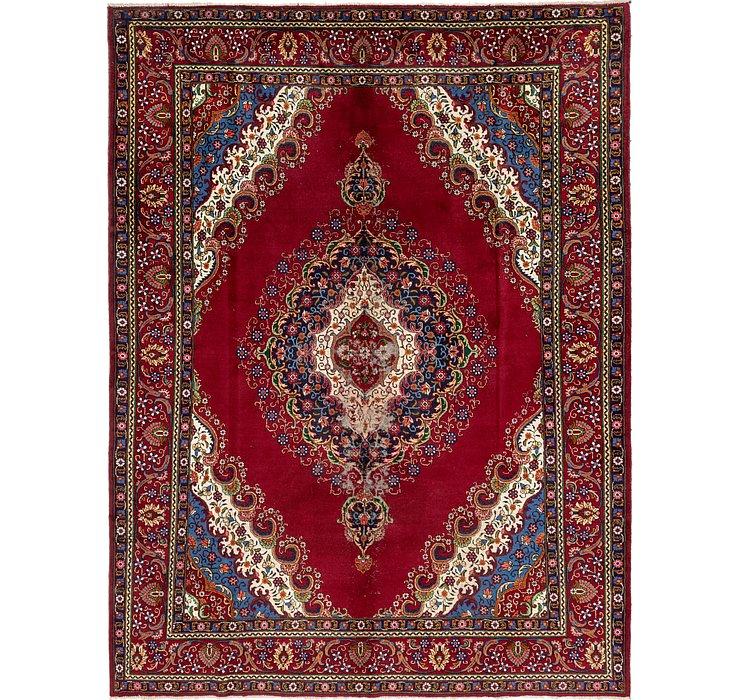 10' x 13' 3 Tabriz Persian Rug