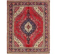 Link to 9' 5 x 12' 2 Tabriz Persian Rug