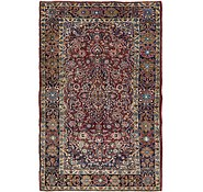 Link to 7' x 11' Yazd Persian Rug