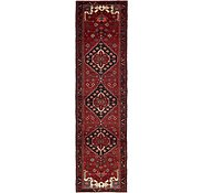 Link to 3' 7 x 13' 5 Hamedan Persian Runner Rug