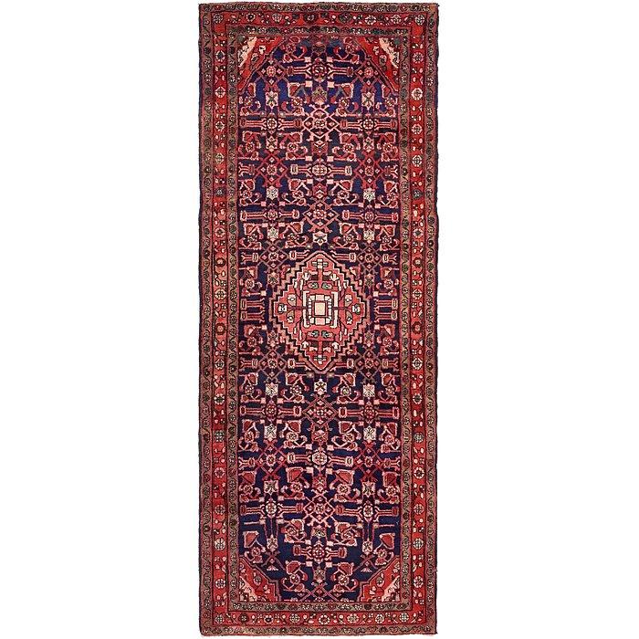 4' x 10' 9 Nanaj Persian Runner Rug