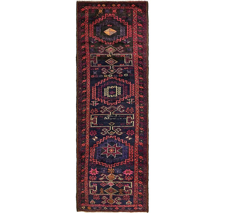 3' 5 x 11' Saveh Persian Runner Rug