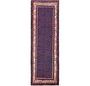Link to 3' 6 x 11' Farahan Persian Runner Rug