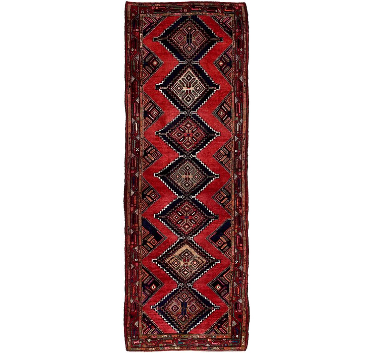 3' 6 x 10' 11 Chenar Persian Runner Rug
