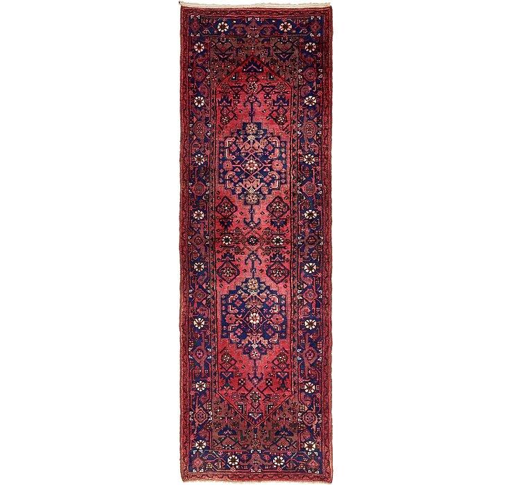 3' 9 x 11' 9 Zanjan Persian Runner Rug