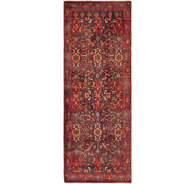 3' 7 x 9' 8 Nanaj Persian Runner Rug